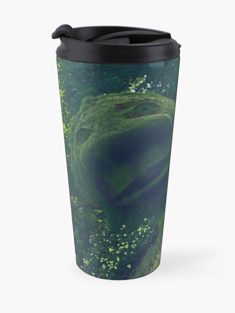 Alternate view of Earthy Head at Floriade 2012 Travel Mug