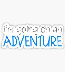 Bilbo's Adventure Sticker