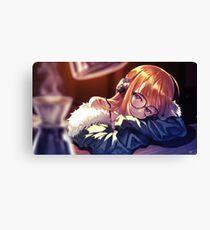 Futaba - Persona 5 Canvas Print