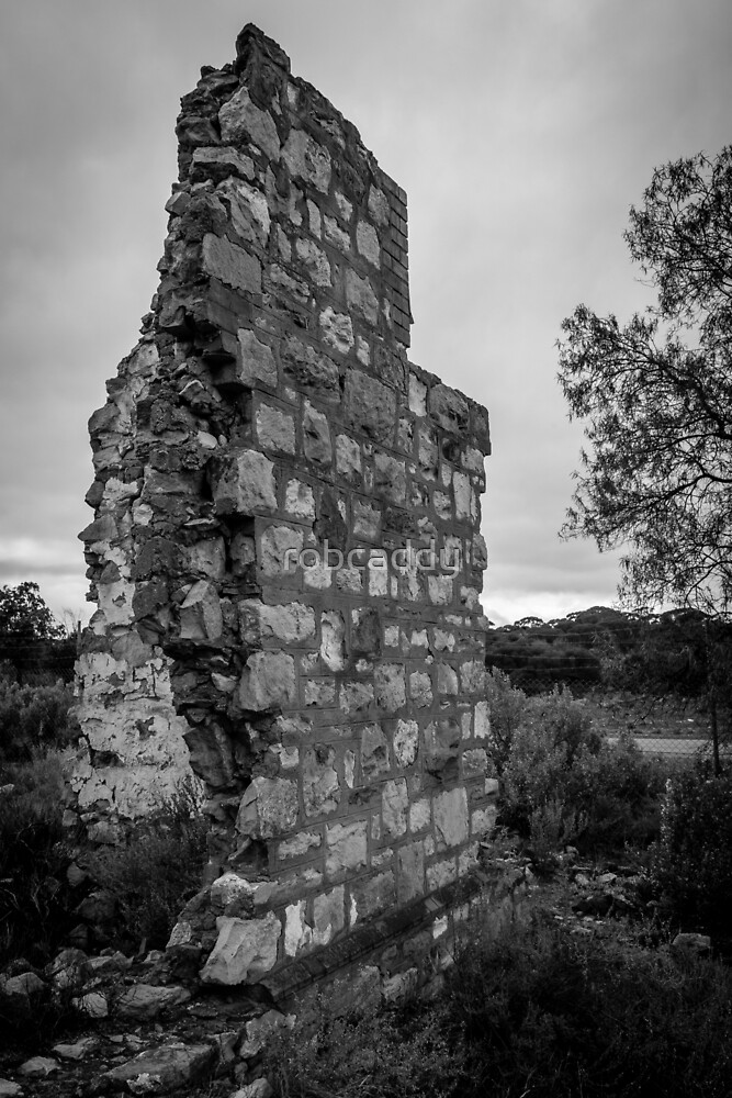 The Old Wall by robcaddy