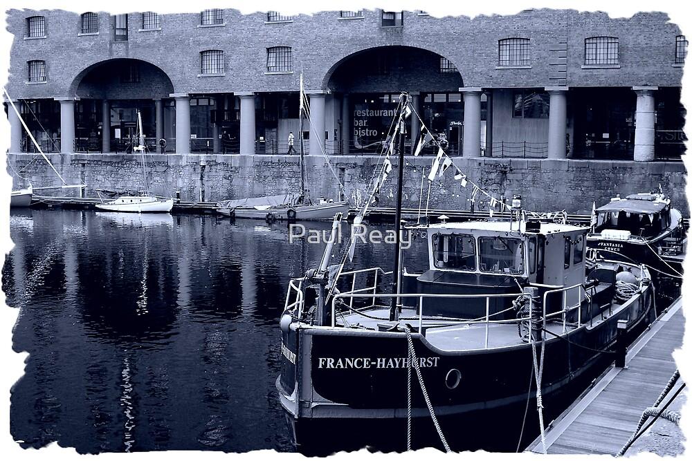 Albert dock 2 by Paul Reay