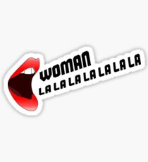 Woman - Harry Styles Sticker