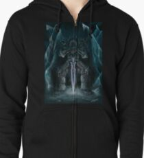 The Lich King Zipped Hoodie