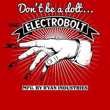 Bioshock 'Electrobolt' by PirateZomby
