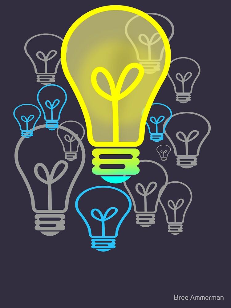 Bright idea by petenbree