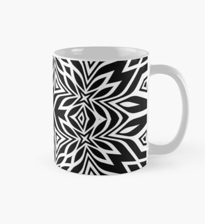 Black & White Tribal   Leyana S4 Mug