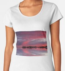 Morning Glow Women's Premium T-Shirt