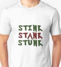 stink stank stunk  Unisex T-Shirt