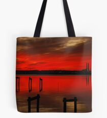forever red  Tote Bag