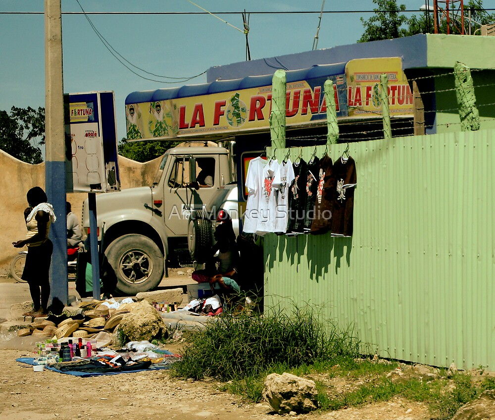 Selling In Higuey, DR by Dan Perez