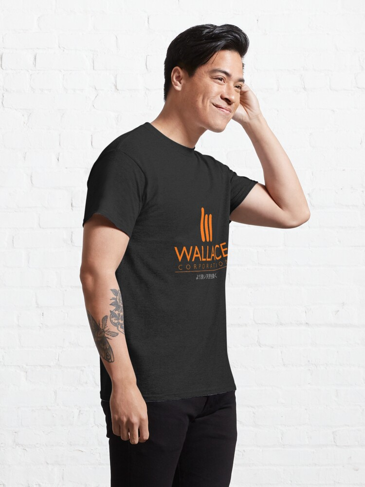 Alternate view of Wallace Corporation : Inspired By Blade Runner 2049 Classic T-Shirt