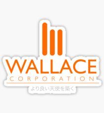 Wallace Corporation : Inspired By Blade Runner 2049 Sticker