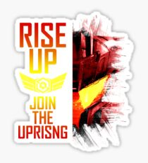 Join the Uprising Sticker