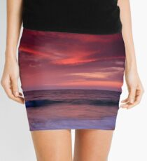 Phoenix Flying Mini Skirt