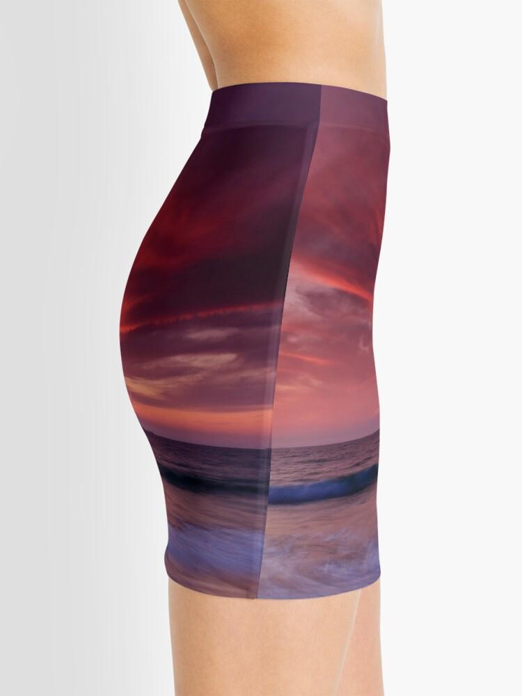 Alternate view of Phoenix Flying Mini Skirt