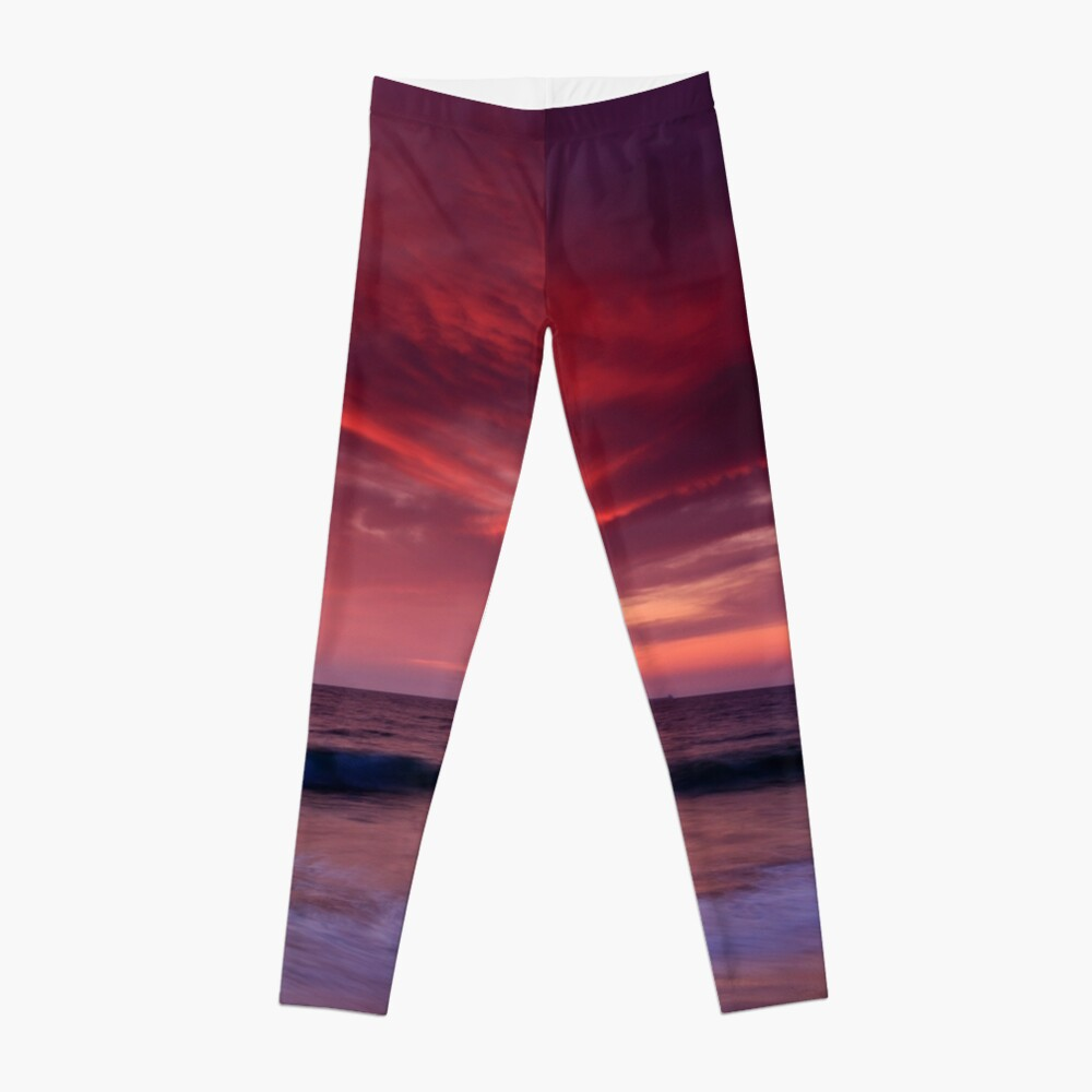 Phoenix Flying Leggings