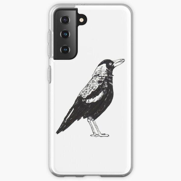 Magpie Samsung Galaxy Soft Case