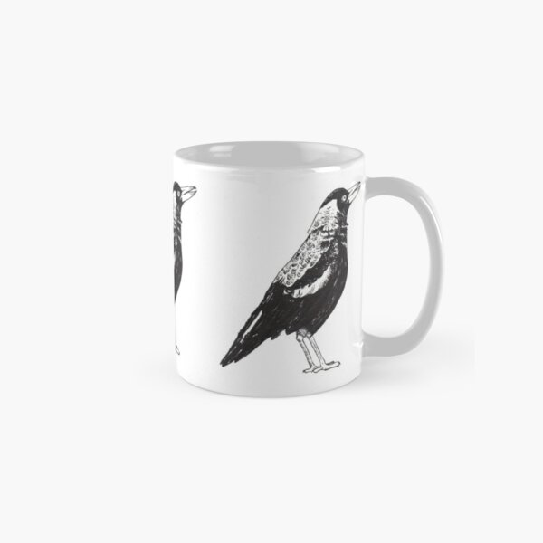 Magpie Classic Mug