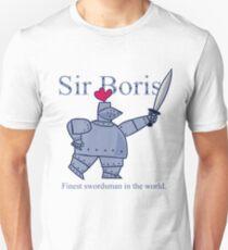 The Big Knights Sir Boris T-Shirt
