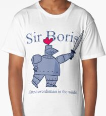 The Big Knights Sir Boris Long T-Shirt