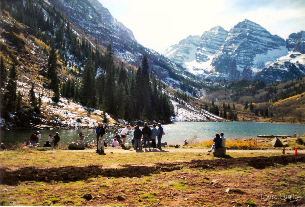 Enjoying Aspen by Laura Puglia