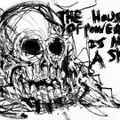 The House Of Power Is Always A Skull by ScrapPrincess