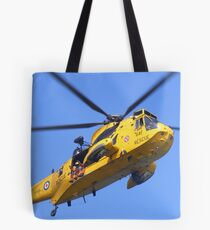 air sea rescue Tote Bag