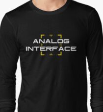 Person of Interest - Analog Interface V2 T-Shirt
