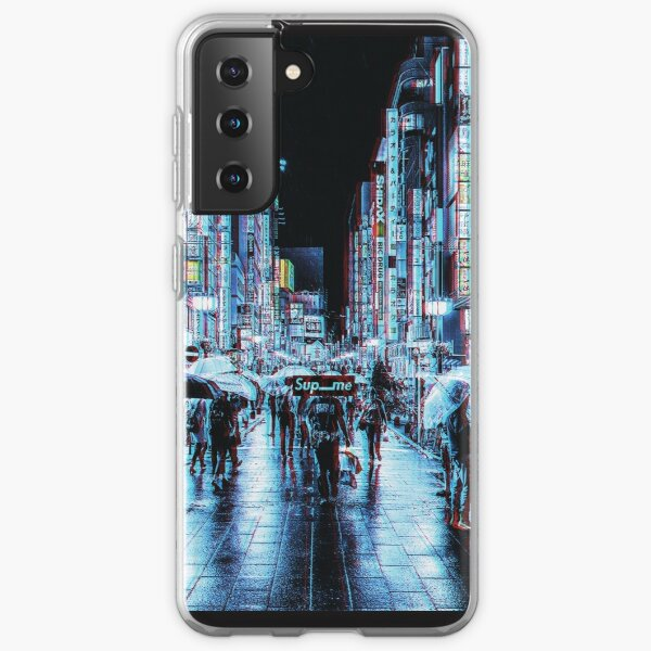 In the streets Samsung Galaxy Soft Case