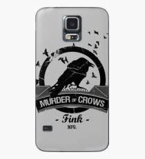 Bioshock Infinite - Murder of Crows Vigor shirt Case/Skin for Samsung Galaxy