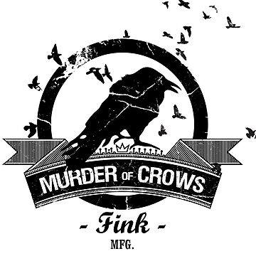 Bioshock Infinite - Murder of Crows Vigor shirt by PirateZomby
