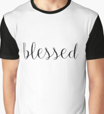 Blessed Graphic T-Shirt
