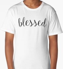 Blessed Long T-Shirt