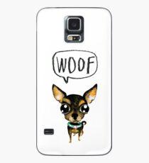 Cute chihuahua Case/Skin for Samsung Galaxy