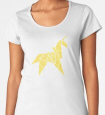 Blade Runner - Paper Unicorn Women's Premium T-Shirt