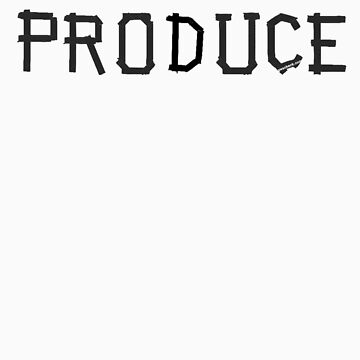 produce by gwschenk