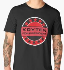 Kryten For President Men's Premium T-Shirt