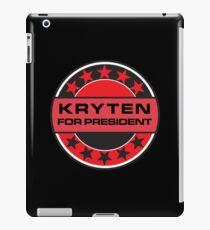 Kryten For President iPad Case/Skin