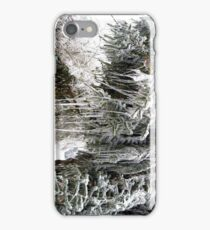 frozen needles iPhone Case/Skin