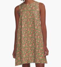 Autumnal A-Line Dress