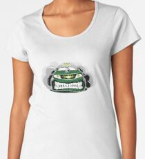 I.T. Movie Eddie's Eddy's Angry Car Shirt Women's Premium T-Shirt