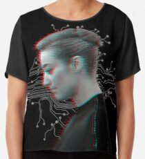 Dunkle Materie - Das Android 3D Chiffontop