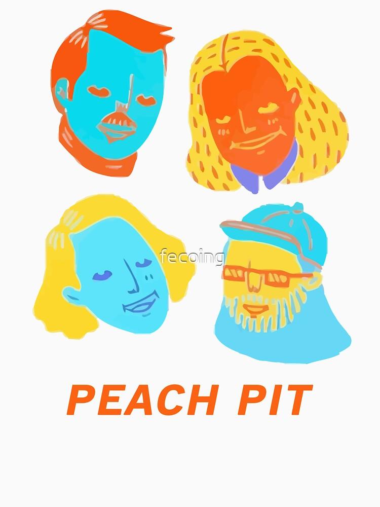 Pfirsich-Band von fecoing