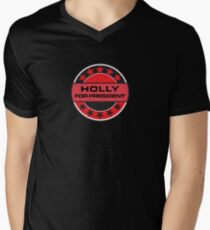 Holly For President T-Shirt