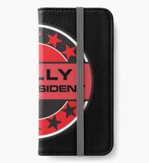 Holly For President iPhone Wallet/Case/Skin
