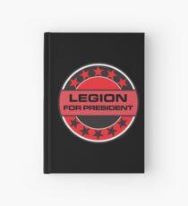 Legion For President Hardcover Journal