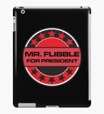 Mr Flibble For President iPad Case/Skin