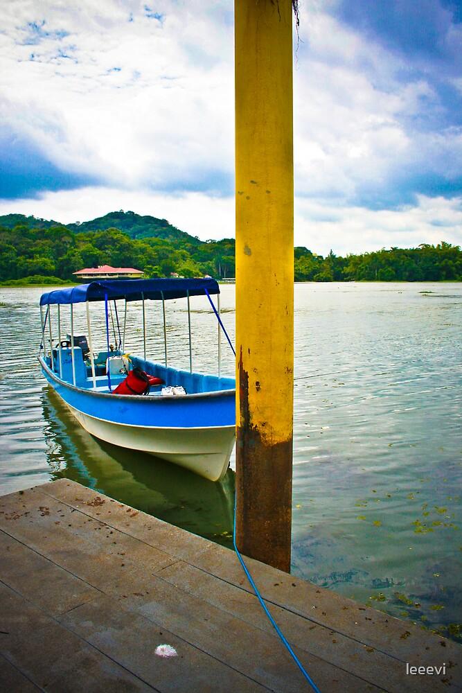 Gamboa Lake by leeevi