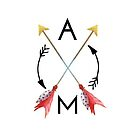 Alegria's Muse Logo by Jessica Adams
