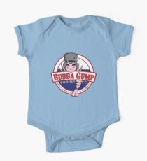 Forrest Gump - Bubba Gump Shrimp Co. Short Sleeve Baby One-Piece